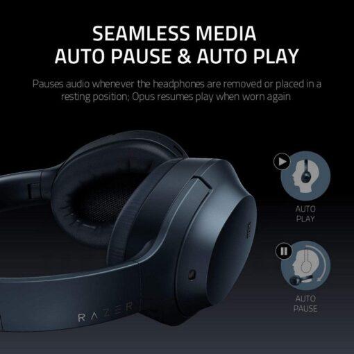Razer Opus Wireless ANC Headset – Midnight Blue 7