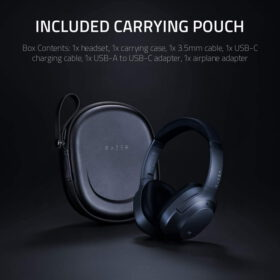 Razer Opus Wireless ANC Headset – Midnight Blue 8