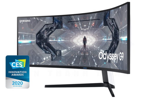 Samsung Odyssey G9 LC49G95 Curved Gaming Monitor 8