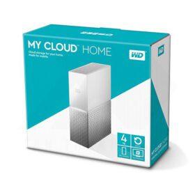 Western Digital My Cloud Home 4TB NAS HDD
