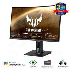 ASUS TUF Gaming VG27WQ Curved Monitor 2