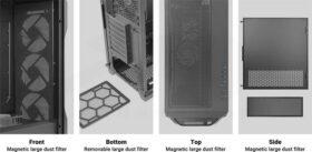 Antec DF600 FLUX Case 13