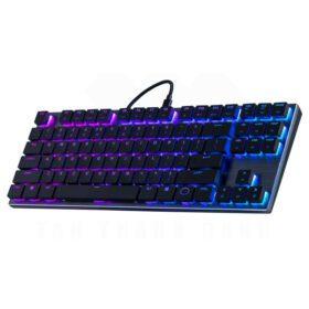 Cooler Master SK630 Keyboard – Gunmetal Black 3