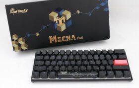 Ducky Mecha Mini v2 Keyboard 8