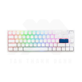 Ducky One 2 SF Pure White 65 Keyboard