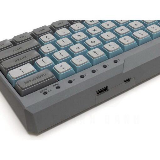 Filco Majestouch Minila R Convertible Keyboard – Sky Gray 5