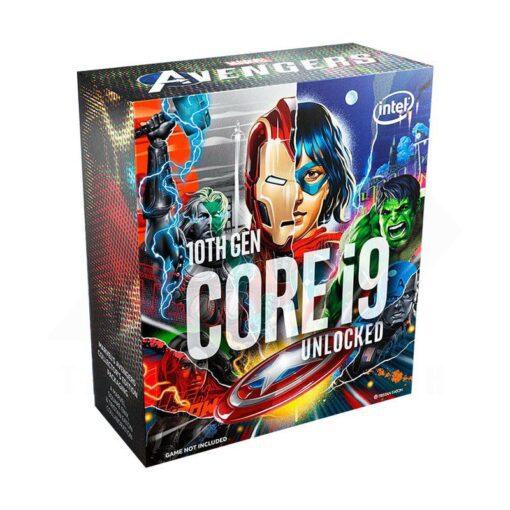 Intel 10th gen i9 Avengers Processor v2