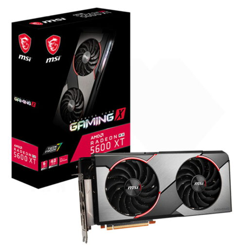 MSI Radeon RX 5600 XT GAMING X 6G Graphics Card 1