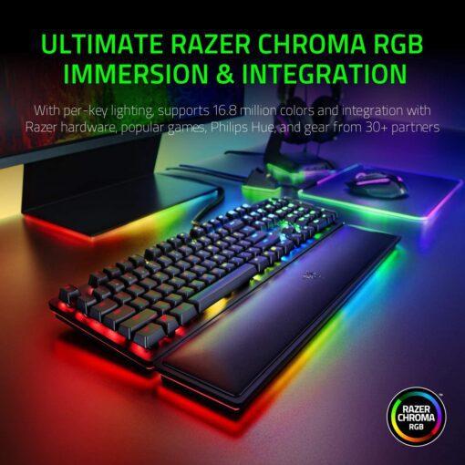 Razer Huntsman Elite Gaming Keyboard – Linear Optical Switch 4