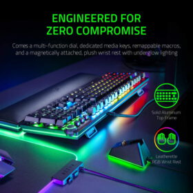 Razer Huntsman Elite Gaming Keyboard – Linear Optical Switch 5