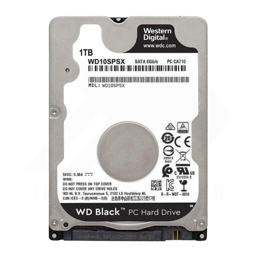 Western Digital Black Laptop HDD WD10SPSX