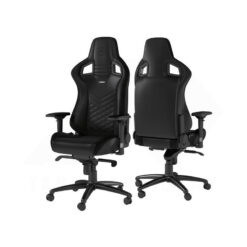 noblechairs EPIC Series Gaming Chair Black Black 2