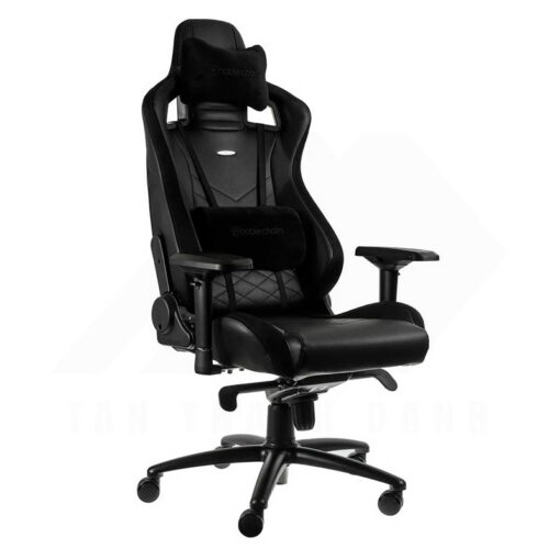 noblechairs EPIC Series Gaming Chair Black Black