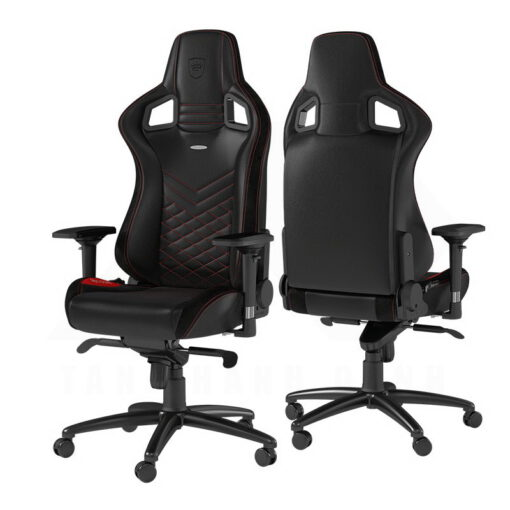 noblechairs EPIC Series Gaming Chair Black Red 1