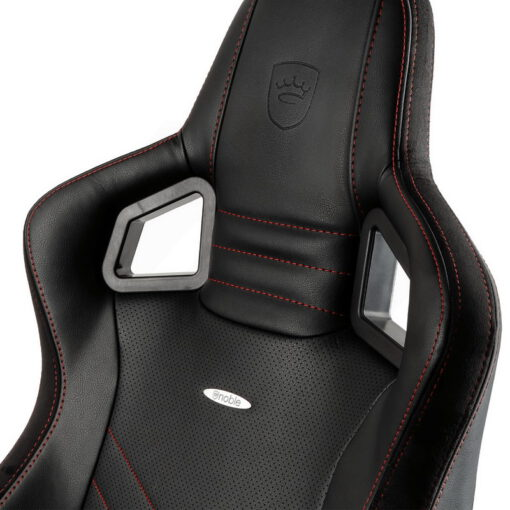 noblechairs EPIC Series Gaming Chair Black Red 3