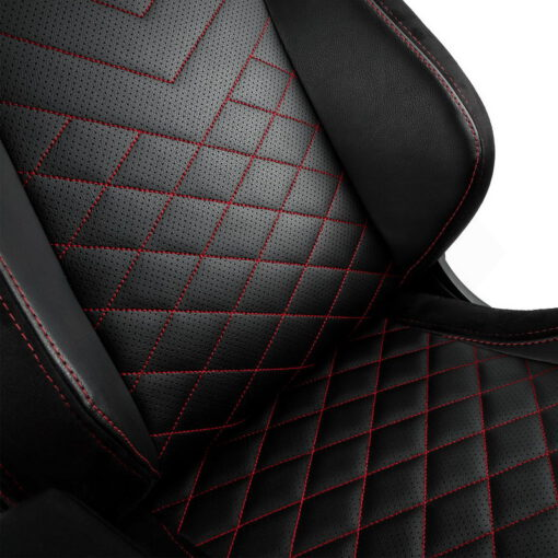 noblechairs EPIC Series Gaming Chair Black Red 4