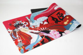 varmilo Beijing Opera Series Consert Yu Desk Mat 4