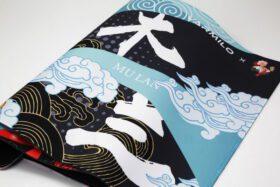varmilo Beijing Opera Series Mulan Desk Mat 5