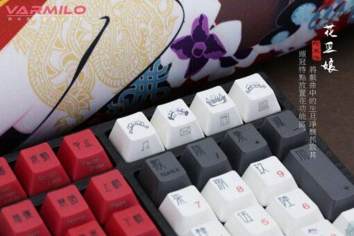 varmilo VA108M Beijing Opera Keyboard 3