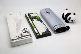 varmilo VA108M Panda Keyboard 10