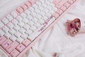 varmilo VA108M Sakura Keyboard 6