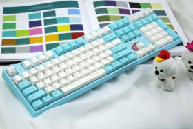 varmilo VA108M Stay Pangah Keyboard 3