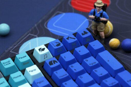 varmilo VA108M Summit Keyboard 3
