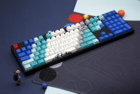 varmilo VA108M Summit Keyboard 4
