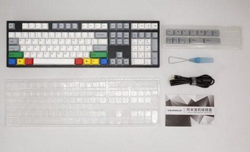 varmilo VA108M Vintage daysRGBK Keyboard 2