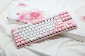 varmilo VA87M Sakura Keyboard 4