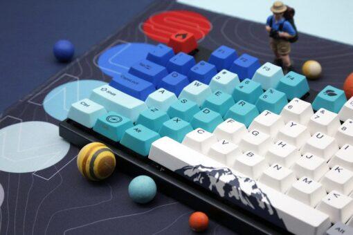 varmilo VA87M Summit Keyboard 1