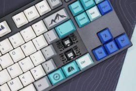 varmilo VA87M Summit Keyboard 12