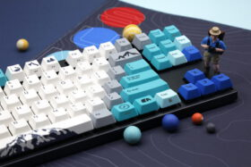 varmilo VA87M Summit Keyboard 5