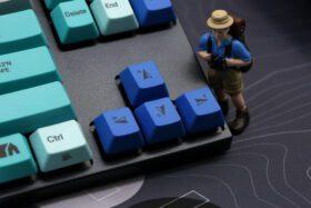 varmilo VA87M Summit Keyboard 7