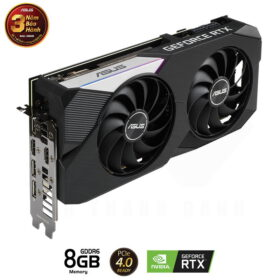 ASUS DUAL Geforce RTX 3070 8G Graphics Card 3