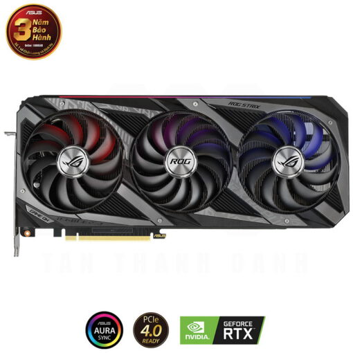 ASUS ROG Strix Geforce RTX 3070 8G Gaming Graphics Card 2