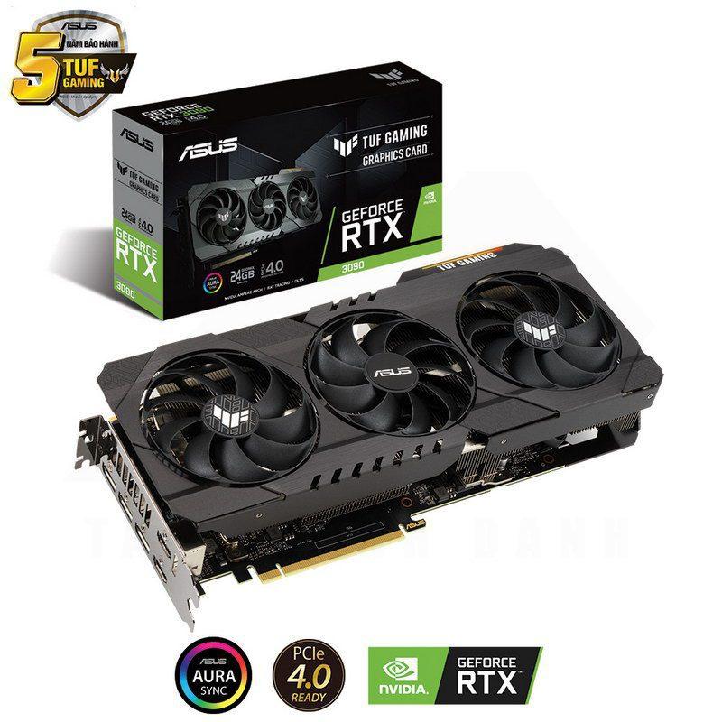 ASUS TUF Gaming Geforce RTX 3090 24G Graphics Card 1