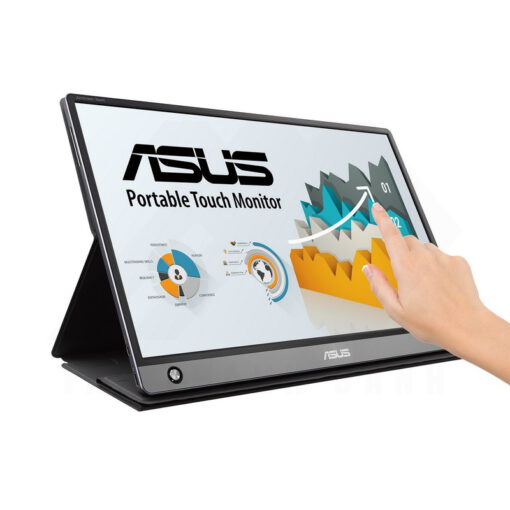 ASUS ZenScreen MB16AMT Portable Touch Monitor 0