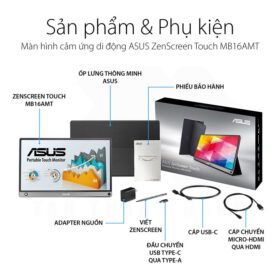ASUS ZenScreen MB16AMT Portable Touch Monitor 8