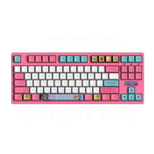Akko 3087 v2 One Piece Chopper Keyboard 1