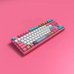 Akko 3087 v2 One Piece Chopper Keyboard 3