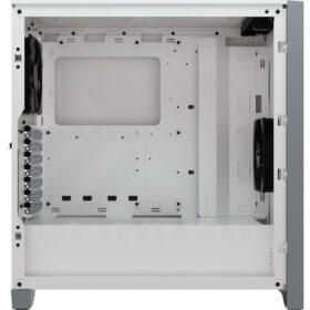 CORSAIR 4000D AIRFLOW Case – White 2