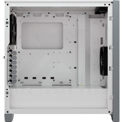 CORSAIR 4000D AIRFLOW Case – White 2