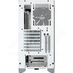 CORSAIR 4000D AIRFLOW Case – White 4