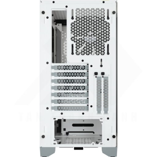 CORSAIR 4000D AIRFLOW Case – White 4