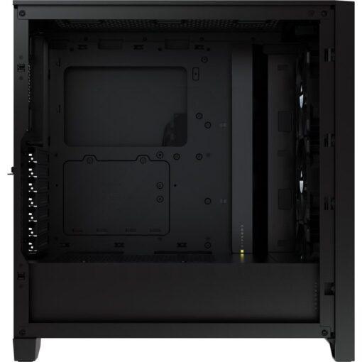 CORSAIR iCUE 4000X RGB Case Black 3