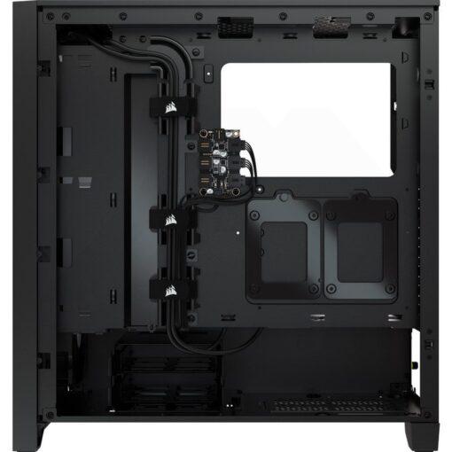 CORSAIR iCUE 4000X RGB Case Black 4