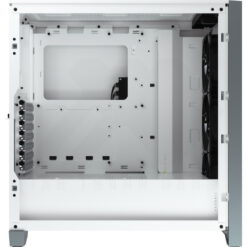 CORSAIR iCUE 4000X RGB Case White 2