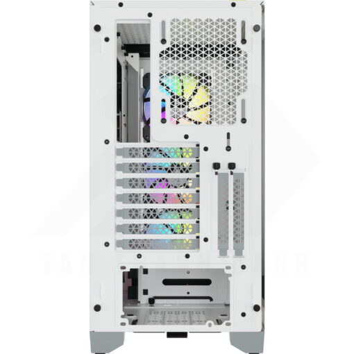 CORSAIR iCUE 4000X RGB Case White 4