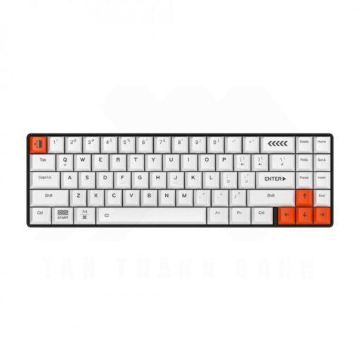 DareU EK871 Bluetooth Keyboard 1